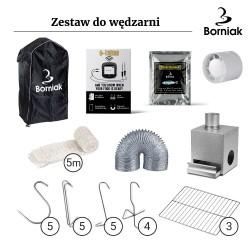 Zestaw do wędzarni UW-70 /...